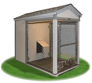 single animal kennel